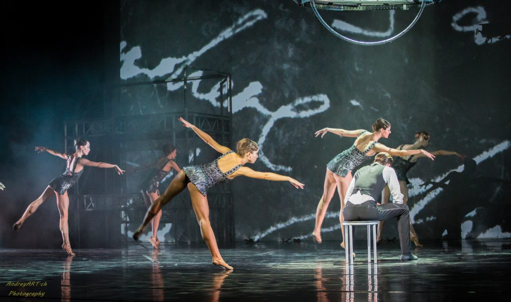 THE GREAT GATSBY BALLET, Spectacle. (22)