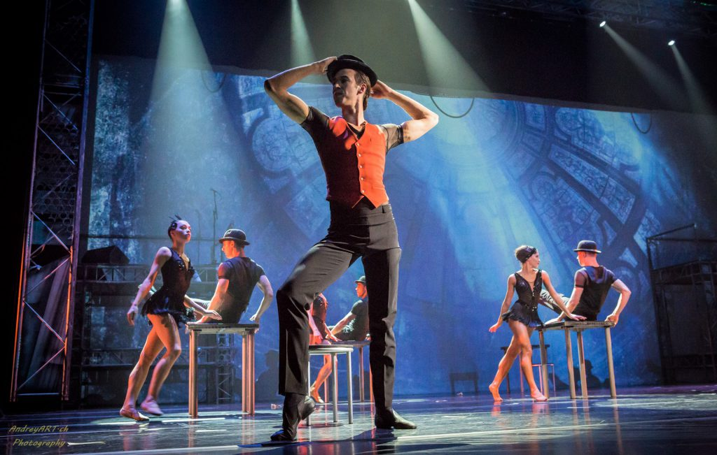 THE GREAT GATSBY BALLET, Spectacle. (35)