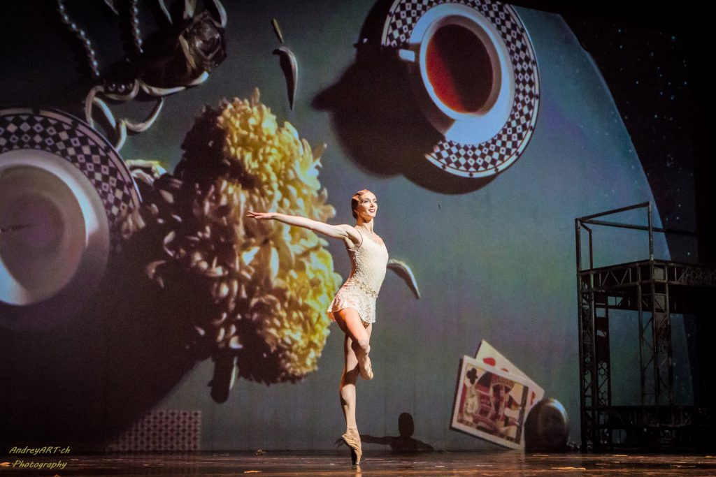 THE GREAT GATSBY BALLET, Spectacle. (37)