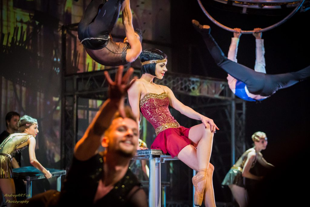 THE GREAT GATSBY BALLET, Spectacle. (53)