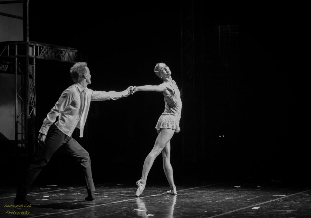 THE GREAT GATSBY BALLET, Spectacle. (8)