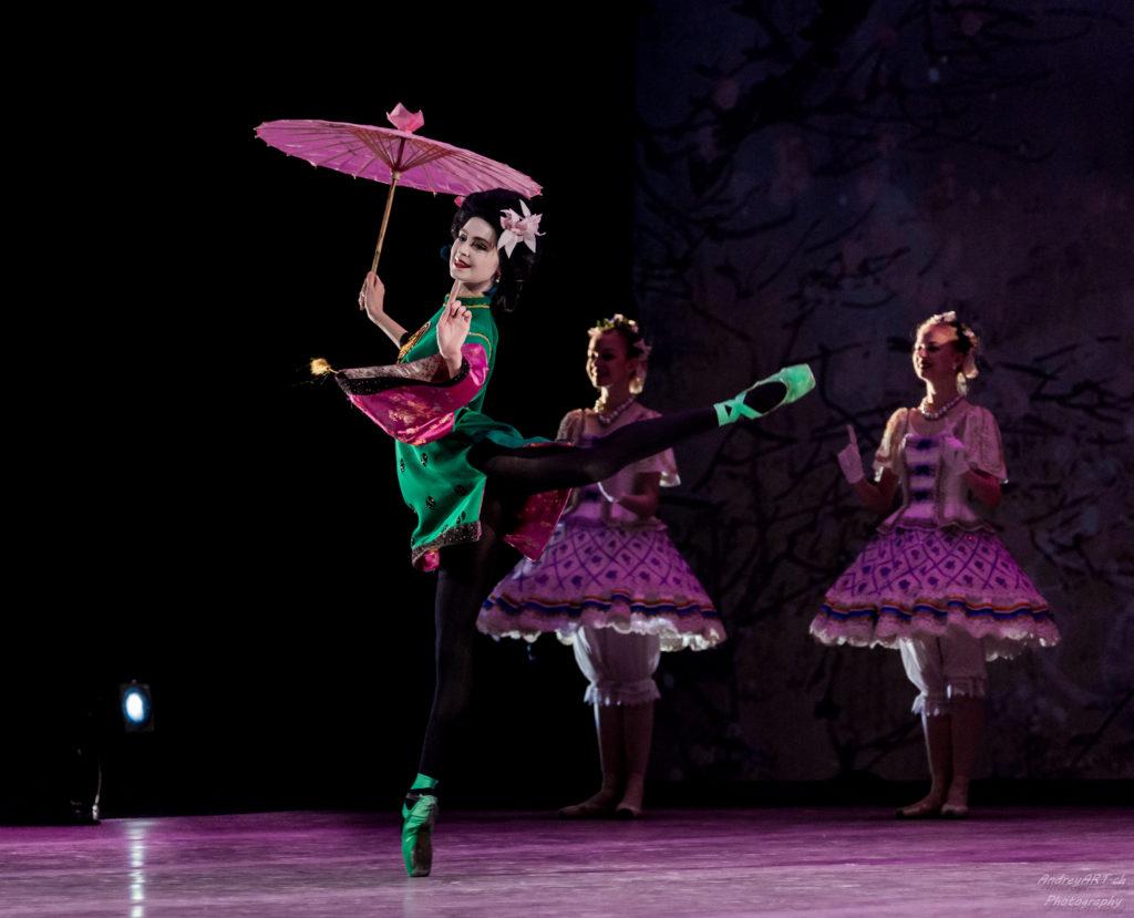 Russian Ballet Academy Vaganova performance Fairy Doll (527)