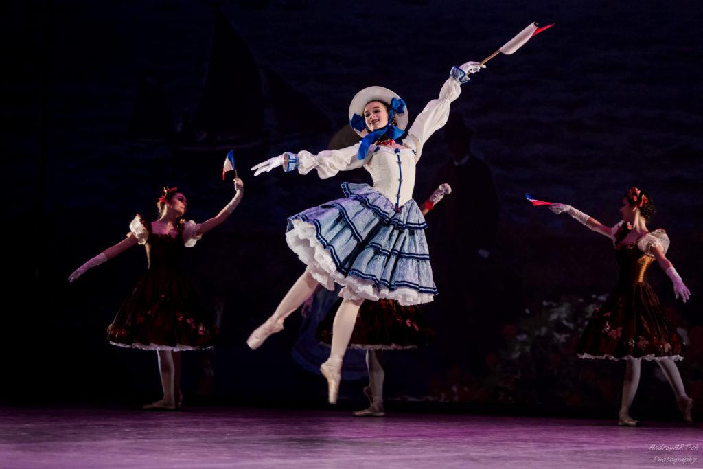 Russian Ballet Academy Vaganova performance Fairy Doll (539)