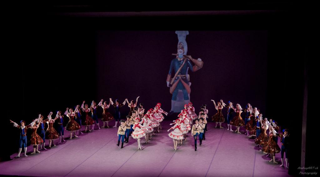 Russian Ballet Academy Vaganova performance Fairy Doll (650)